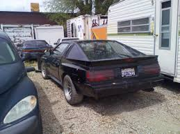 mitsubishi starion mitsubishi starion questions im putting in a turbo not sure