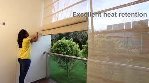 mosquito net balcony cover youtube