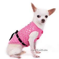 dog ribbon beautiful pink dog dress with black ribbon and apparel