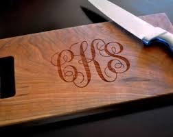 personalize cutting board personalized cutting board laser engraved 11x15 wood cutting