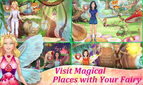 fairy dress makeover game android apps google play