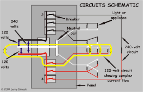 how to wire a house for electricity diagram