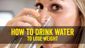 Does Lemon Water Make You Go To The Bathroom How To Drink Water To Lose Weight Youtube