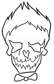 batman joker coloring pages squad joker skull coloring cute coloring pages