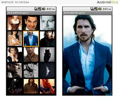 gridview android android gridview layout tutorial