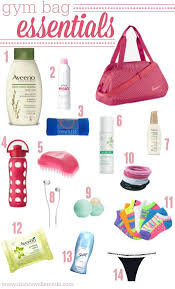 Things To Put In Your Resume Best 25 Gym Bag Essentials Ideas On Pinterest Gym Essentials