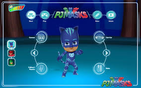 adventures of the little koala pj masks web app android apps on google play