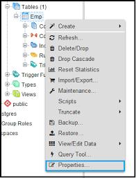 Postgresql Alter Table Add Column How To Alter A Table In Postgresql Database Using Pgadmin Iii