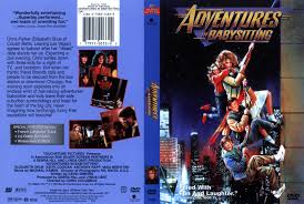 the adventures of scamper the penguin adventures in babysitting dvd cover 1987 r1