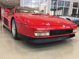ferrari testarossa 1987 ferrari testarossa for sale 2038875 hemmings motor news