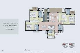floor plan dlf park place at jalandhar punjab investors click to view floor plan