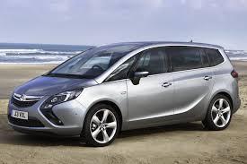 opel zafira all new 2012 opel zafira 7 seater minivan breaks cover ahead of