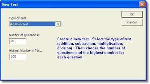 math test generator meg download