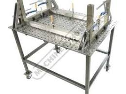 tab and slot welding table new certiflat wtl90120 m welding work benches in northmead nsw