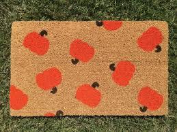 thanksgiving doormat 16 best fall doormats images on door rugs doormats and coir
