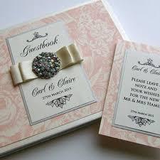 Wedding Wishes Book Crytal Cluster And Dior Bow Wedding Guest Book Wedding Paraphernalia
