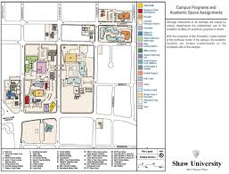 Missouri State Campus Map by Faculty Shaw University Acalog Acms