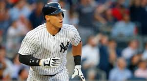 Aaron Judge Made His Mlb Debut In Center Field - aaron judge cody bellinger lead june s edition of the fun report
