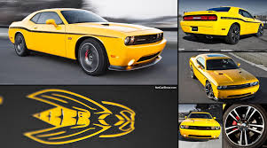 Dodge Challenger 2012 - dodge challenger srt8 392 yellow jacket 2012 pictures