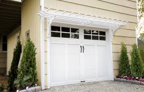 Building An Awning Over A Door How To Build A Garage Pergola This Old House