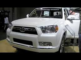 2013 4runner Limited Interior 2010 Toyota 4runner Limited In Depth Interior And Exterior
