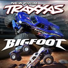 bigfoot 8 monster truck bigfoot u0026 traxxas u2013 a monster combination