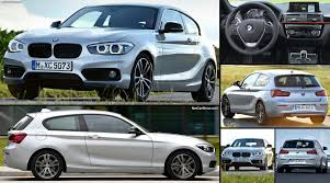 bmw 1 series 3 door 2018 pictures information u0026 specs