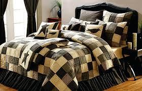 King Quilt Bedding Sets Oversized King Comforter Eddie Bauer Striped Damask 700 Fill