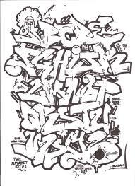 learn graffiti graffiti flow style alphabet lessons on how to write graffiti