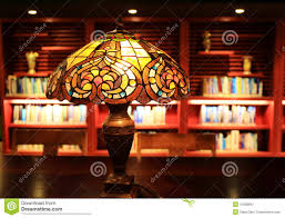 lighting for reading room table l desk light in study reading room stock image image of