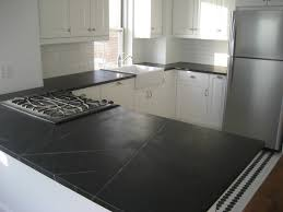 Soapstone Tile For Sale Soapstone Kitchen Countertop In Downtown Manhattan Traditional