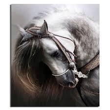 Nice Hourse Online Get Cheap Diamond Painting Horse Head Aliexpress Com