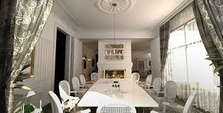 Curtains For Dining Room 15 Gorgeous Dining Room Curtains Home Design Lover