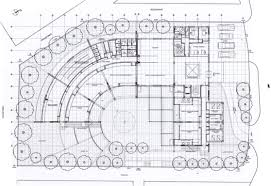 Municipal Hall Floor Plan by Day Nursery At Acharnes Openbuildings