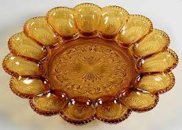 glass egg plate brockway glass co american concord at replacements ltd