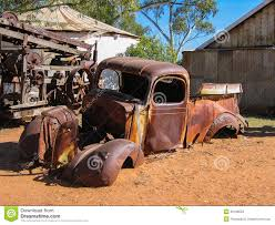 Vintage Ford Truck Images - old rusted pickup truck stock images image 35166534