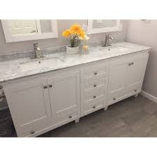 wyndham collection acclaim white 80 inch double vanity free