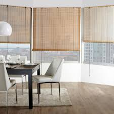 home design good looking bamboo roll up blinds window shades