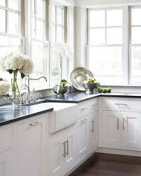 White Kitchens With Granite Countertops Best 25 Kitchen Granite Countertops Ideas On Pinterest White