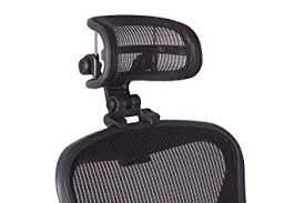 amazon black friday chair amazon com headrest for herman miller aeron chair h3 carbon by