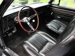 Nova Interiors 1972 Chevrolet Nova S S 396 Classic Muscle Rod Rods Interior