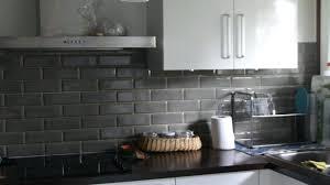 cuisine grise quelle couleur au mur deco mur de cuisine carrelage gris quelle couleur pour les murs
