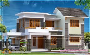 elegant home in 1850 square feet kerala home design and elegant
