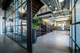 Facebook Office Interior Design by Arch Michael Setter Inglass Budapest