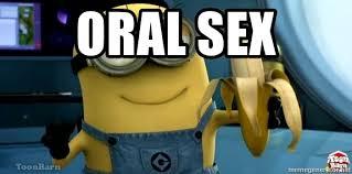 Minions Banana Meme - oral sex minion banana meme generator