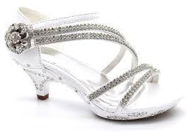 wedding shoes kl childrens lastest bridesmaid wedding party diamante low wedge high