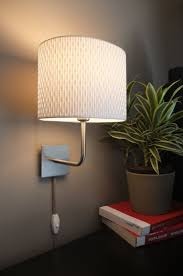 Bedroom Wall Lamps With Cord Wall Lamps With Cords Complete With Storage Space Wall Mount