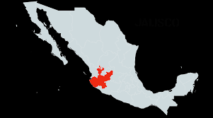 Jalisco Mexico Map A History Of Violence A Decade Of Unmarked Grave Discoveries In
