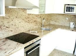 granit plan de travail cuisine plan travail granit avis sur plan de travail en granit