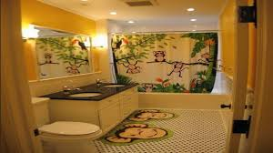 fascinating monkey bathroom decor ideas in home designing